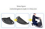 Tremplin portatif et pliable pour l'exercice d'amusement, tremplin personnalisé