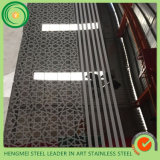 목욕탕 룸 Stainless Steel Plate Etch Finish에 있는 316 304 Mirror Finish Stainless Steel