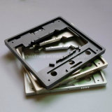 La commande numérique par ordinateur usinant les pièces sèches de base de commutateur font à partir du matériau en aluminium