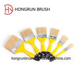 Escova de pintura com alça de plástico (HYP042)