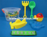 Juguete al aire libre juego de la playa de juguete, juguetes de baño (954107)