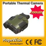 De Handbediende Infrarode Thermische Toezicht Gekoelde Camera van Vox