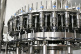 2000bph Автоматическая чистой питьевой воды завод по розливу