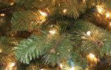 Рождественская елка благородной ели 7 FT Quick-Set искусственная с 500 ясными светами (MY100.082.00)