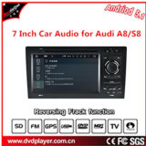 7 Touch Screen des Zoll-HD, doppelter LÄRM, Android 5.1 Navigation des OS-Auto-DVD GPS für Audi A8/S8