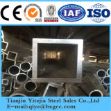 Profilo di alluminio anodizzato tubo quadrato di alluminio