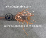 Concentric Cable Flat XLPE Copper 2 * 8AWG + 8AWG 0.6 / 1kv