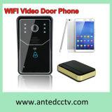 2.4G無線WiFiのホームセキュリティーのビデオドアの相互通信方式サポート携帯電話