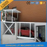 2 Niveau de voiture de garage pour la maison de l'élévateur de levage ou de parking