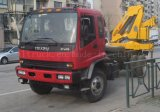 Camion di Isuzu Fvr con la gru (QLFVRSS)