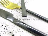 Jeu d'acier inoxydable de couverts de l'usine PVD de couverts