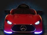 Mercedes Benz bebé BATERIA VEÍCULO ELÉCTRICO PARA CRIANÇAS Aluguer de carro de Controle Remoto