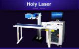 Machine de gravure d'inscription de laser de fibre, machine d'inscription de vol