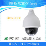 Dahua 4MP 30X PTZ Hdcviの機密保護の屋外のカメラ(SD50430I-HC)