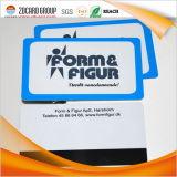 Carte en plastique d'identification de Cr80 VIP de carte de bonne qualité d'IDENTIFICATION RF