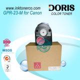 Toner van het Kopieerapparaat van de Kleur Npg35 van Gpr23 c-Exv21 voor Canon IRL C2550 C2880 C3080 C3380 C3480