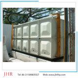 Réservoir de stockage se réunissant sectionnel de l'eau de panneau de la fibre de verre SMC de GRP FRP