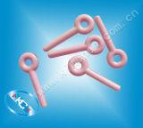 Guide di collegare di ceramica della guida di ceramica del ciclo per la macchina di tessile