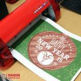 Передвижная печатная машина крышки телефона принтера кожи подгонянная Daqin