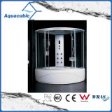 Completare la doccia automatizzata di vetro Tempered di massaggio (AS-46)