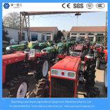 48HP 4WD 농업 기계장치 소형 농장 또는 정원 또는 잔디밭 또는 디젤 엔진 농장 트랙터
