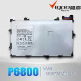 Alta qualidade para a bateria P6800 da aba de Samsung