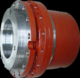 油圧速度減力剤の変速機