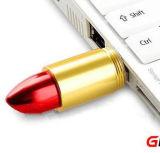 Верхний привод вспышки USB губной помады металла ранга (UM48)