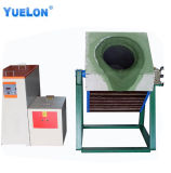 Fornace media del condensatore del riscaldatore di fusione di induzione di risparmio di temi di prezzi di fabbrica