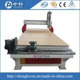 Macchina per incidere di legno di CNC del collegamento rotativo di modello di Zk 1325