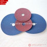 Cerámica resina de fibra de discos (3M y VSM distribuidor)