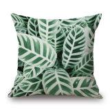 カスタマイズされた印刷の葉の装飾的な枕
