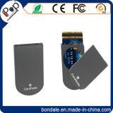 신용 카드를 위한 RFID 기능을%s 가진 새로운 플라스틱 ID 카드 홀더