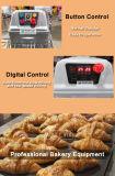 misturador espiral do misturador/pão de máquina de amasso da farinha 12.5kg/massa de pão da padaria