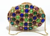Lady Crystal Sacs à main Fashion Party Clutch Evening Bag