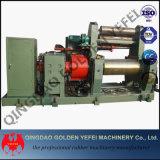 Xk-450 abren la máquina de goma del molino de mezcla dos con el mezclador común