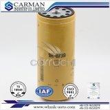 Uso do filtro de petróleo 1r0739 para a lagarta, filtros para o automóvel, peças de automóvel, filtro de petróleo hidráulico