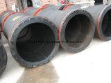 Mangueira de borracha da sução & da descarga/entrega da água do grande diâmetro