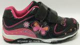 Chaussures de sport de chevreau d'enfants (AFK 1094)
