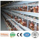 Sistema profundo da maca do equipamento da exploração avícola e sistema da gaiola da camada