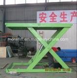 شاقوليّ طاولة يقصّ مصعد مع تصميم ([سجغ2-3])
