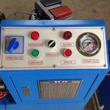 3 años de la garantía del Finn de la potencia del estilo de máquina que prensa del manguito hidráulico