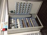 Automatische Kooi met het Voeden van het Drinken van de Apparatuur en van het Uitsteeksel Systeem