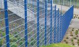 pó Ral revestido de Interpon da largura de 2030mm x de 2500mm 6005 656 painéis gêmeos da cerca de fio