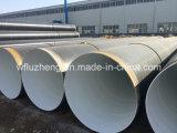 Linha tubulação 3PE de Cangzhou LSAW, tubulação de aço de revestimento de Fbe, tubulação de aço API 5L GR. B