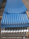 0.23mmの厚さカラー上塗を施してある屋根の波形シートPPGI Tlie