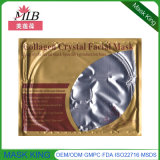 Оптовый кормя лицевой щиток гермошлема геля коллагена кристаллический