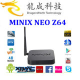 2016 Minix Neo Z64 Android 4.4 quatre coeurs Mini PC Smart TV Box Media Player 2 Go de RAM/32GO ROM multilingue prix d'usine WiFi Bluetooth 4.0