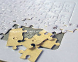 Bone Shape Sublimation Hard Board 3D Puzzle