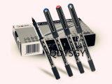 de Pen van de Rol van het Type van Kogel van 0.5mm voor het Gebruik van &School van het Bureau